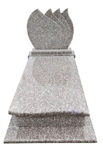 Nagrobek z granitu Brąz Królewski
