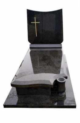 Pomnik z granitu Blue Night