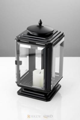 Lampion na cmentarz świeczka