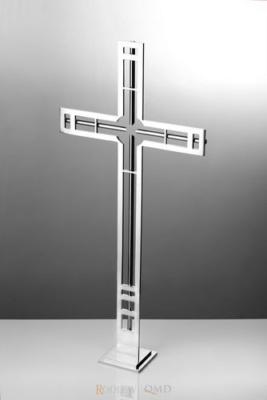 krzyż stojący z prętem KS 7