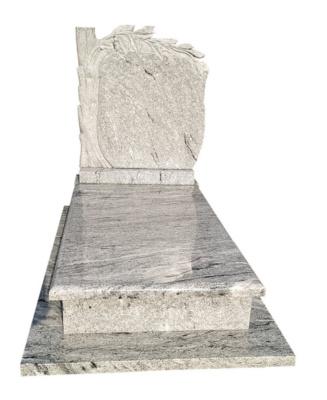 Nagrobek z granitu Viscount White
