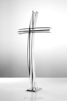 stojący krzyż łukowy z prętem KS1