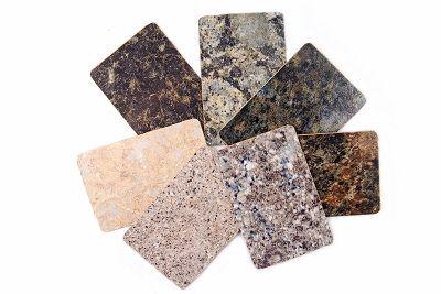 Kolory granitu