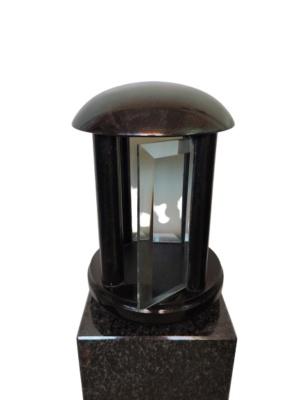 lampion cmentarny owalny