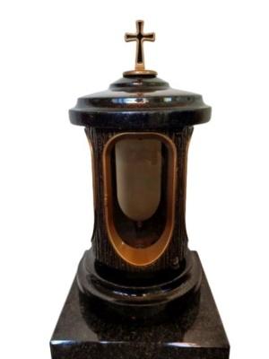 lampion z czarnego szweda