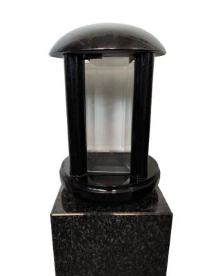 lampion z granitu