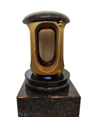 lampion z granitu nero angola