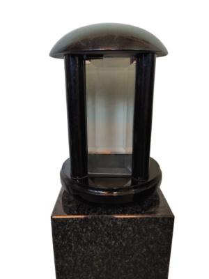 lampion z krysztalem
