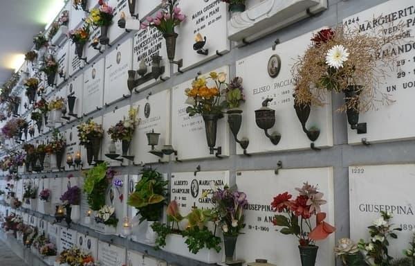 kremacja kolumbarium